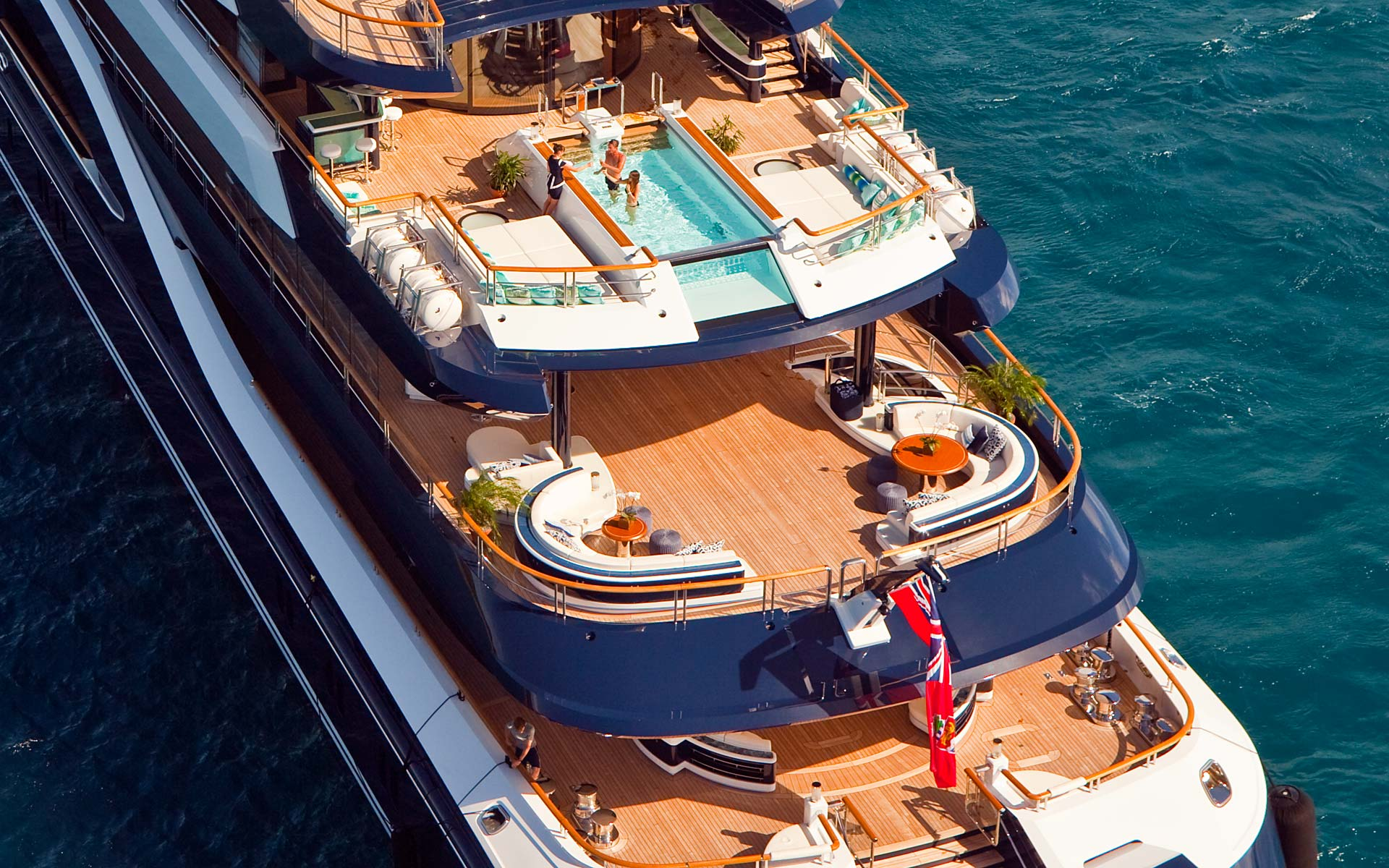 Specifications Yacht Solandge